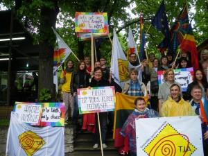2012 Ryga Baltic Pride