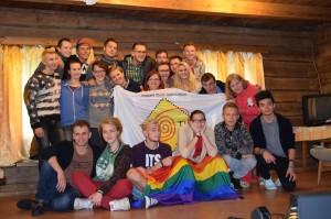 2014 Tolerantiško jaunimo asociacijos stovykla