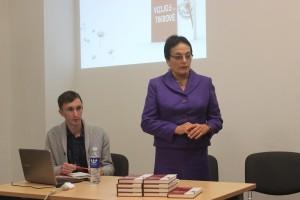 2016 m. M.A.Pavilionienės knygos pristatymas